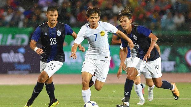 Timnas Malaysia amat serius membangun kekuatan untuk Piala AFF 2018. (