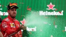 Vettel Belum Habis