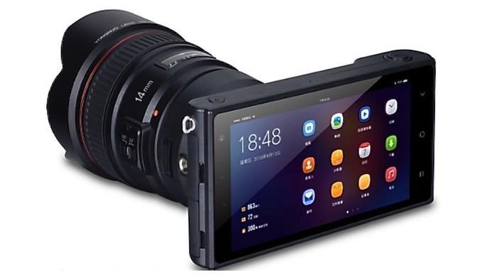 Kamera Android Yongnuo. Foto: istimewa
