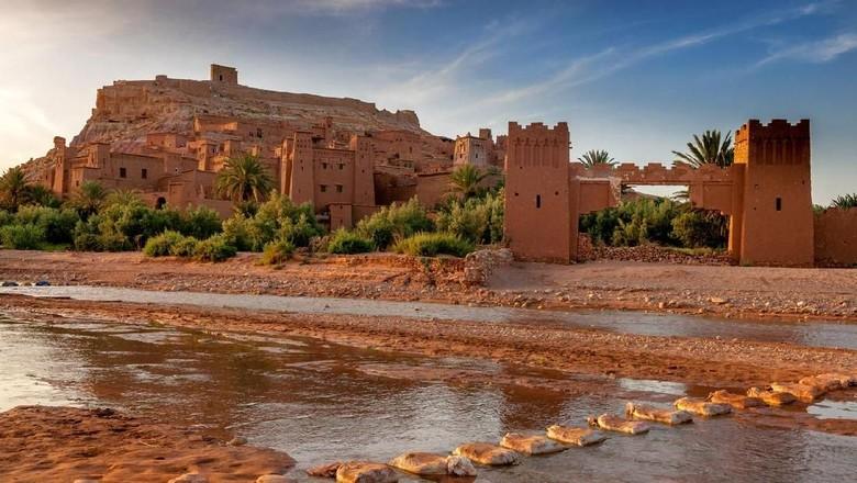 Situs Ksar Ait-Ben-Haddou (iStock)