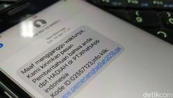 Bombardir SMS Spam Marak, Gegara Registrasi SIM Card Longgar?
