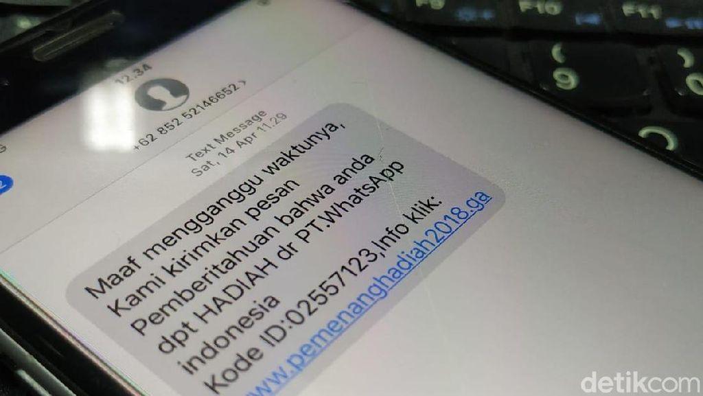 Cara Mengenali Hoax Mengatasnamakan WhatsApp