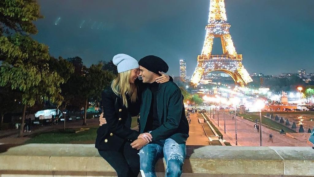 Alvaro Morata: Bahagia di Lapangan, Bahagia di Eiffel
