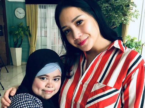 Curhat ke Nagita, Youtuber Rahma Kekeyi Sering Di-bully Karena Pandek