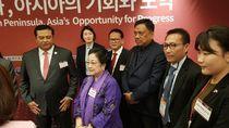 Gubernur Sulut Dampingi Megawati di Seoul Bicara Kedaulatan Asia