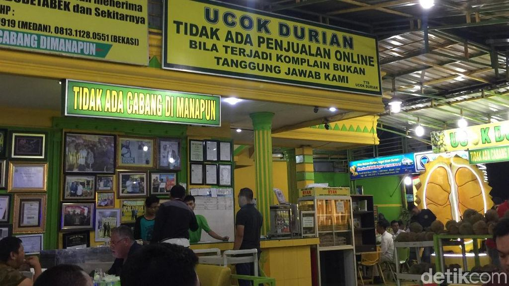 Bau Durian Hebohkan Penumpang Pesawat, Ini Tanggapan Pihak Ucok Durian Medan