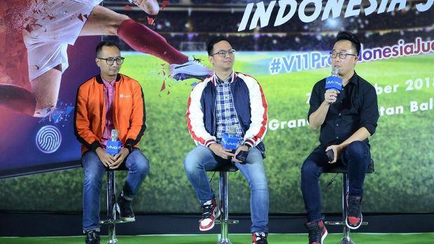 Dukung Timnas, Vivo Kampanyekan V11 Pro Indonesia Juara