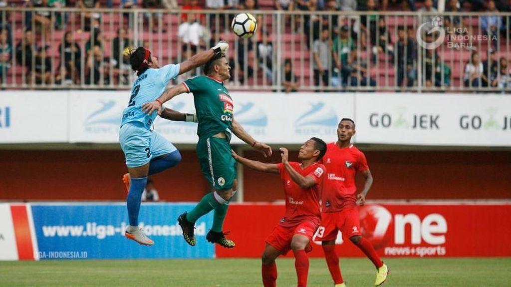 Manipulasi Offside, Perangkat Pertandingan PSS Sleman vs Madura FC Diparkir