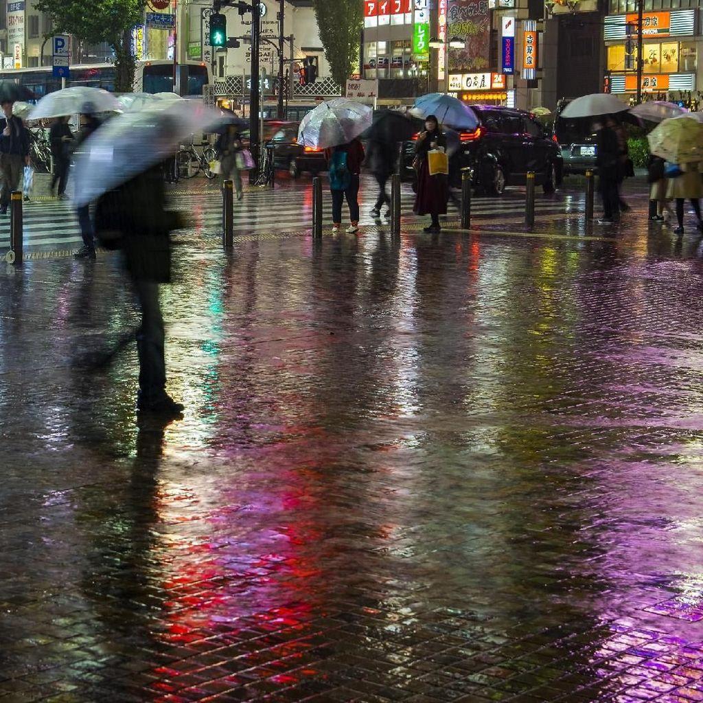 Jakpus, Jakut dan Jakbar Diprediksi Hujan Hari Ini