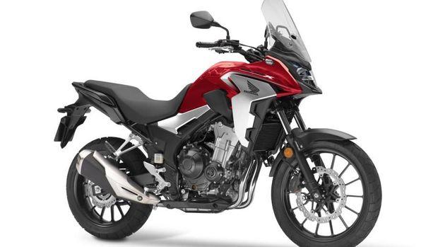 Deretan Motor Honda Terbaru di Milan