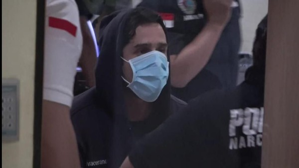 Claudio Martinez Ditangkap karena Narkoba, Instagramnya Digeruduk
