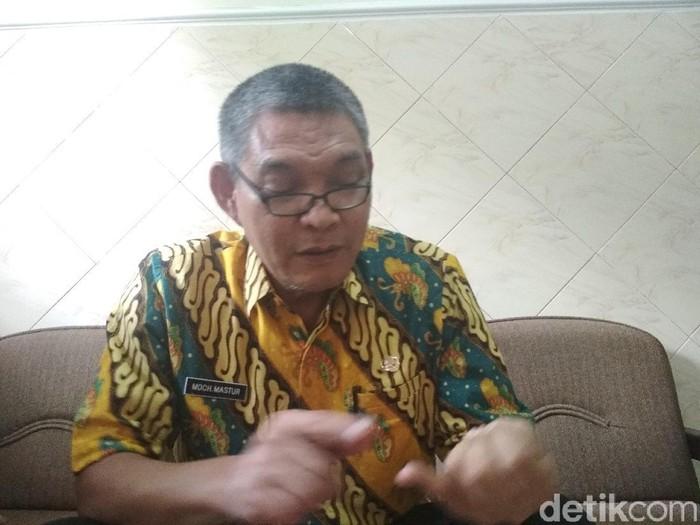 Kepala Dinas Kesehatan Kabupaten Tulungagung, Mochammad Mastur. (Foto: Adhar Muttaqin/File)