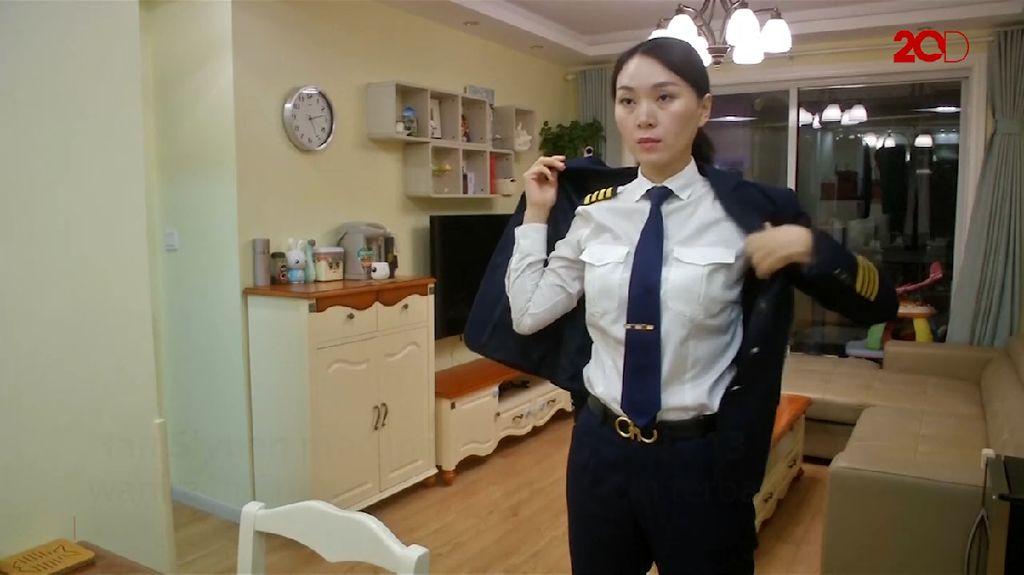 Pilot Wanita China, Mendobrak Diskriminasi Gender di Udara