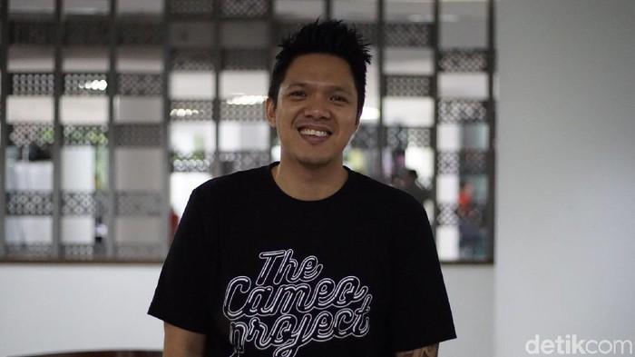 Reza Nangin, mantan pecandu narkoba yang kini hidup sehat. Foto: Annissa Widya Davita/detikHealth
