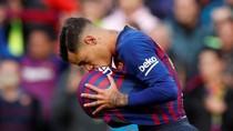 Barcelona Ditinggal Coutinho Tiga Pekan