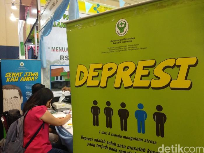Kesadaran masyarakat akan kesehatan jiwa sudah meningkat. Terbukti, cukup banyak yang melakukan deteksi dini adanya gangguan jiwa. Foto: Widiya Wiyanti/detikHealth