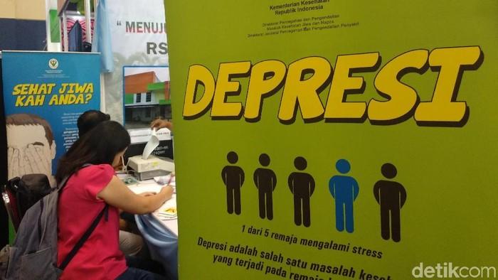 Deteksi dini kesehatan jiwa. Foto: Widiya Wiyanti/detikHealth