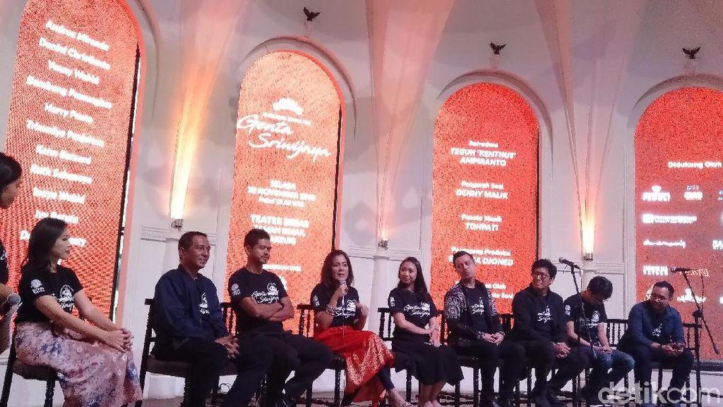 Inaya Wahid Turut Meriahkan Pagelaran Genta Sriwijaya