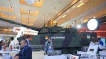 Gagahnya Tank Harimau Punya Pindad, Dibanderol US$ 7 Juta