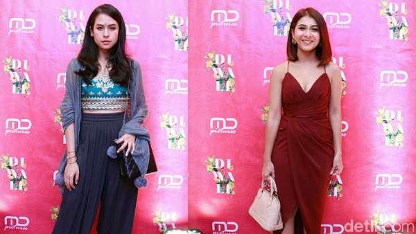Pilih Mana, Maudy Ayunda atau Kesha Ratuliu?