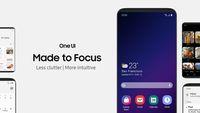 Samsung Perkenalkan Antarmuka One UI, Apa yang Beda?