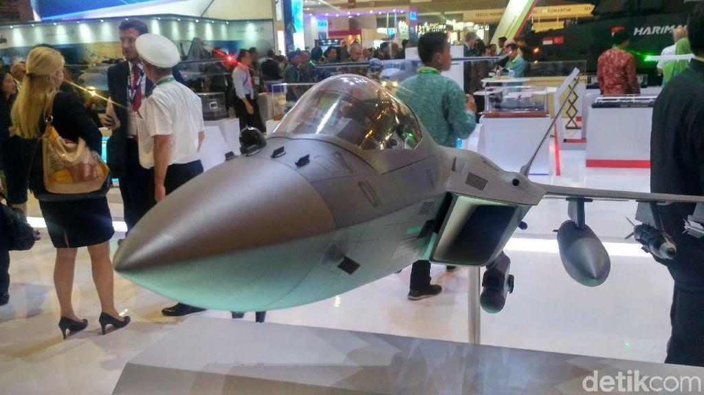 RI-Korsel akan Produksi 168 Jet Tempur