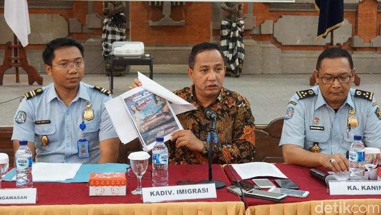 Imigrasi: Lokasi Party Sahabat Maria Ozawa Pindah 10 Kali