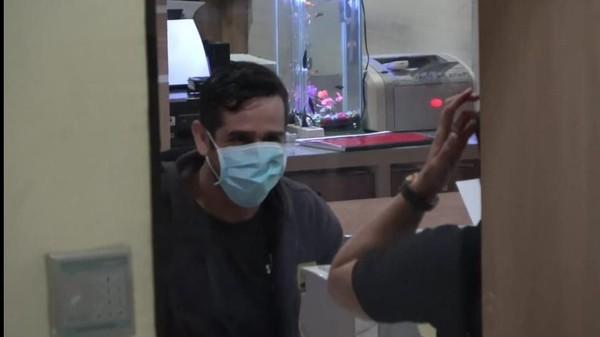 Polisi Rilis Kasus Narkoba Claudio Martinez Pagi Ini