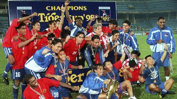 Singapura menjadi kampiun Piala AFF 1996.