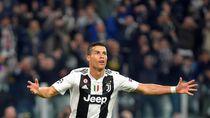 Cristiano Ronaldo Masih Nol Gol di San Siro