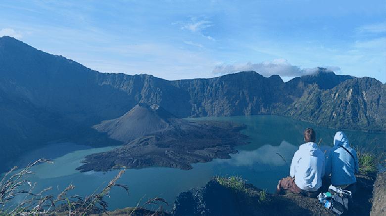 Foto: (Dok. Balai Taman Nasional Gunung Rinjani)