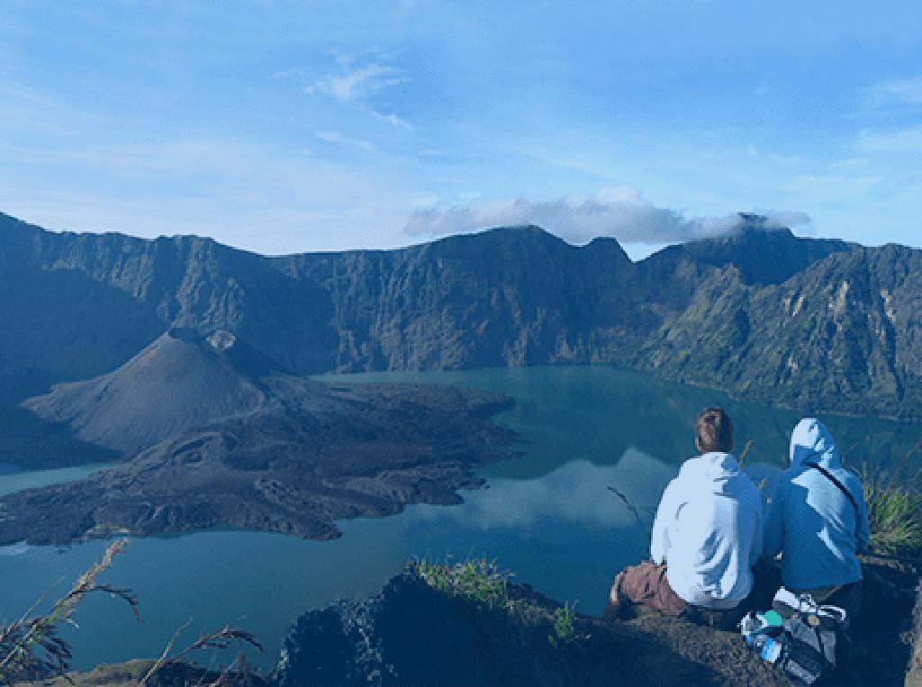 Catat! Ini Syarat dan Kuota Pendakian Gunung Rinjani