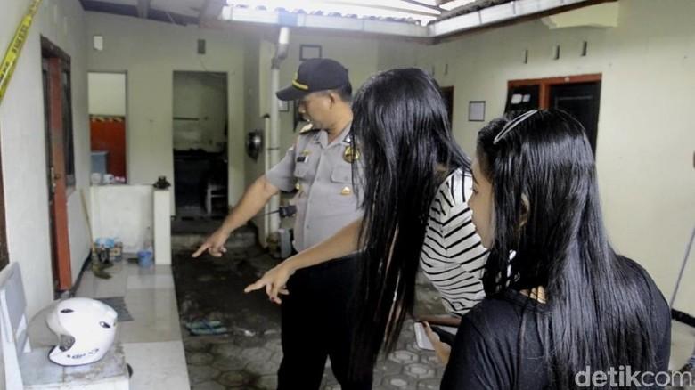 Cerita Saksi Saat Tolong Teman Kos Terbakar di Batang