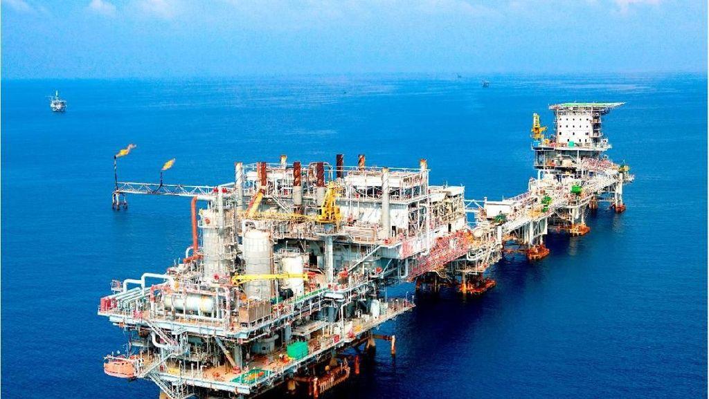 Proyek Gas Jambaran-Tiung Biru Pasok Pembangkit dan Industri