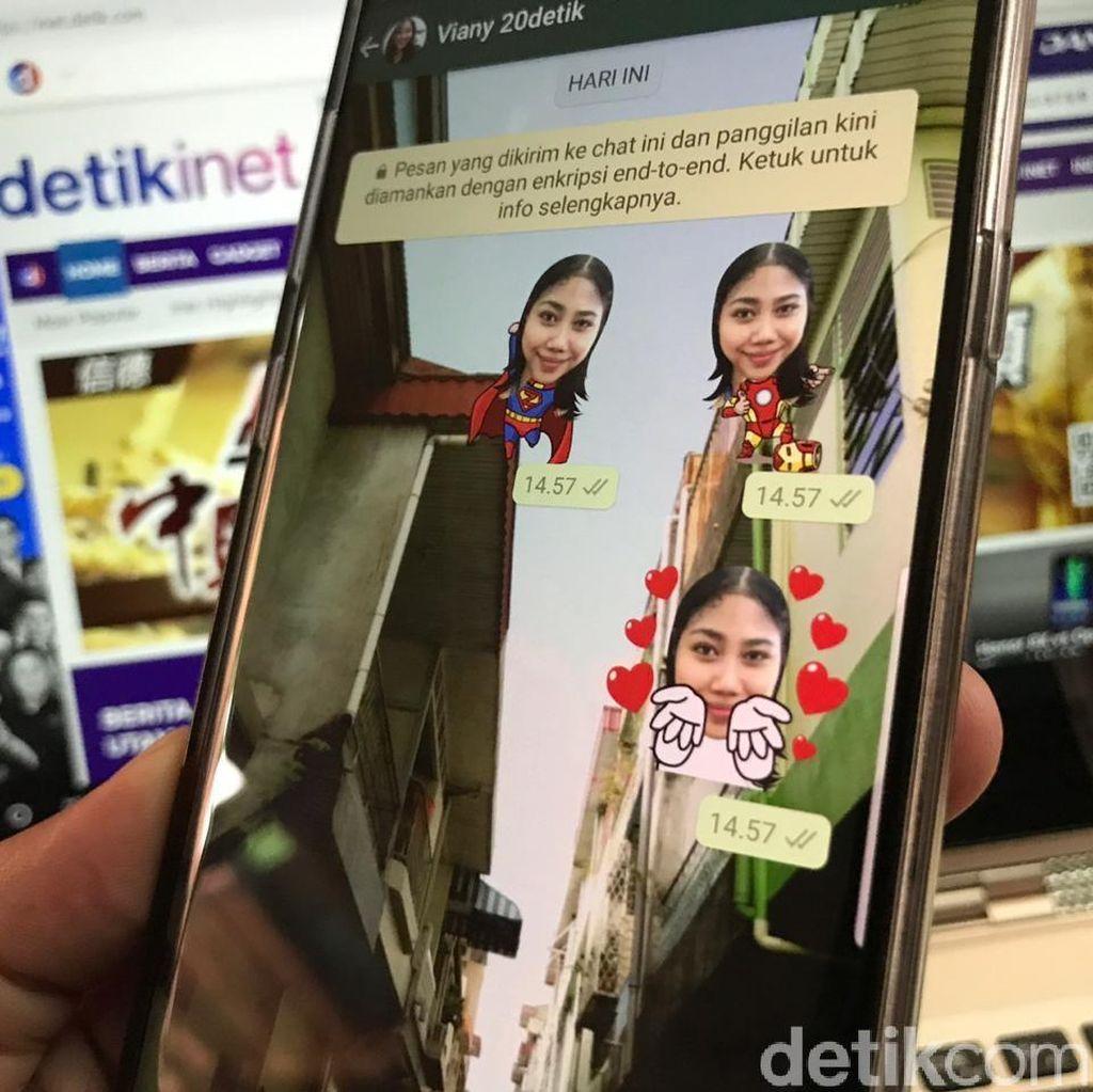 Yuk Bikin Stiker WhatsApp Sendiri dengan Aplikasi Ini