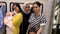 Mengintip Rumah Mewah Dilengkapi Lift Milik Mama Rieta, Ibu Nagita Slavina