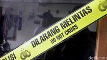 Densus 88 Geledah Rumah Terduga Teroris di Pasar Rebo Jaktim