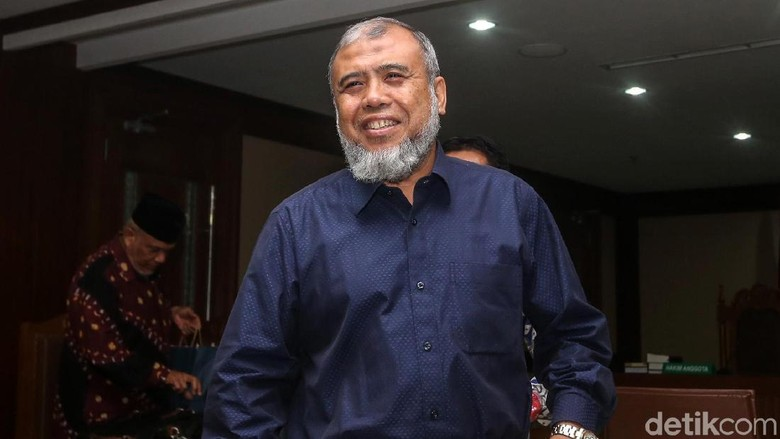 Sidang Lanjutan PK Patrialis Akbar