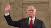 Trump Pecat Jaksa Agung Jeff Sessions