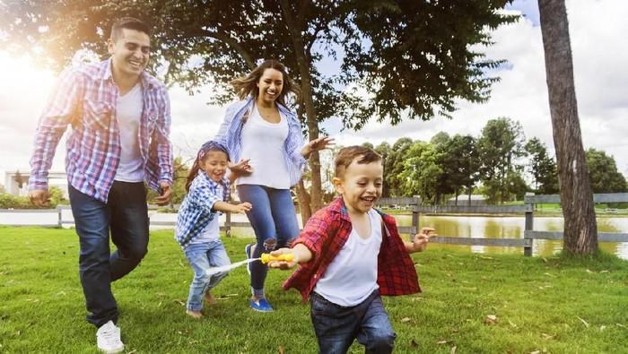 Ilustrasi keluarga. Foto: Istock
