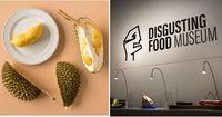 Wow! Durian Masuk Daftar Makanan Menjijikkan di 'Disgusting Food Museum'