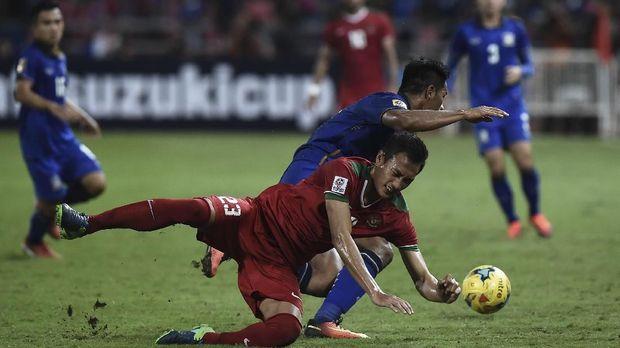 Timnas Indonesia tampil di final untuk kali kelima pada Piala AFF 2016.
