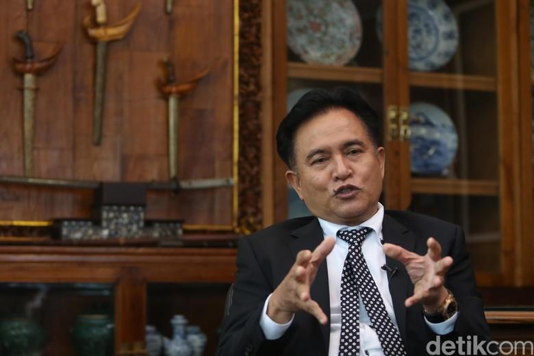 Yusril Setuju GBHN Hidup Lagi, Presiden Bertanggung Jawab ke MPR