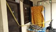 Rumah Wanita Bakar Diri yang Berteriak Lion Air Digaris Polisi