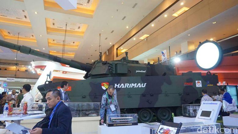 Tank Harimau yang baru saja dibuat PT Pindad dari hasil kolaborasi teknologi bersama Turki akan dijual tidak lebih dari US$ 7 juta atau setara Rp 101 miliar (kurs Rp 14.500/US$).