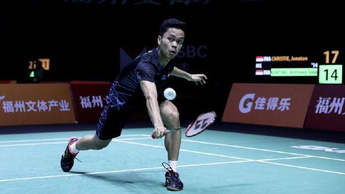 Jadwal perempatfinal Fuzhou China Terbuka 2018. (Foto: dok. Humas PBSI)