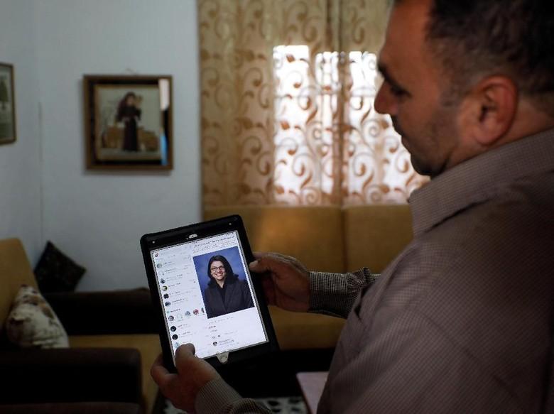 Keluarga di Tepi Barat Senang Rashida Tlaib Jadi Anggota Kongres AS