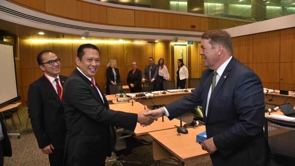 DPR Sebut Target Kerja Sama dengan Selandia Baru Capai Rp 40 T