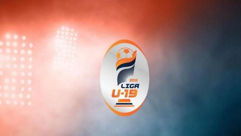 Laga Final Liga 1 U-19 Resmi Ditunda