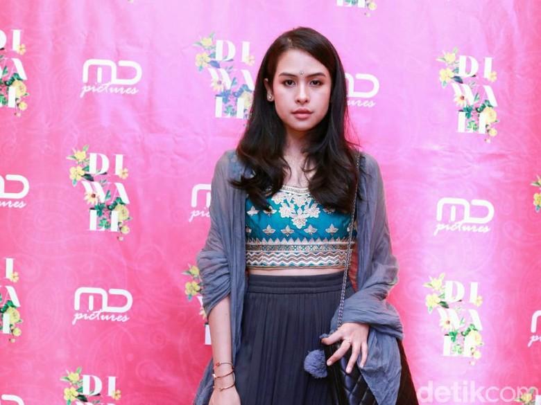 Maudy Ayunda Berencana Kuliah S2 di Amerika